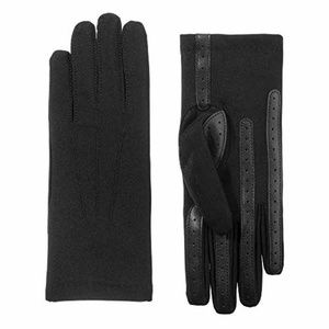 NWT Isotoner Womens Fleece Lined Driving Gloves